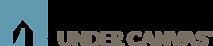 Under Canvas's Company logo