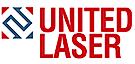 United Laser's Company logo
