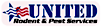 United Rodent And Pest Services Logo