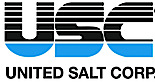 United Salt's Company logo