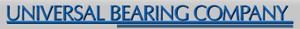 Universal Bearing's Company logo