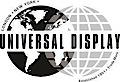 Universal Display's Company logo