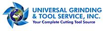 Universal Grinding's Company logo
