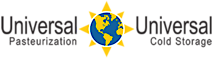 Universal Pasteurization's Company logo