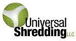 Universal Shredding's Company logo