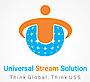 Universal Stream Solution's Company logo