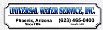 Universal Water Services's Company logo