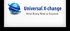 Universal X-change's Company logo