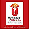 University Of South Asia's Company logo