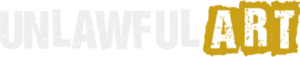 Unlawful Art's Company logo