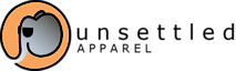 Unsettled Apparel's Company logo