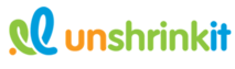 Unshrinkit's Company logo