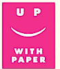 Up With Paper's Company logo