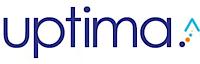 Uptima's Company logo