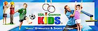 Usa Champion Kids's Company logo