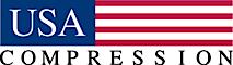 USA Compression's Company logo