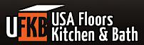 USA Floors Kitchen & Bath's Company logo