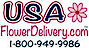 Usa Flower Delivery Logo