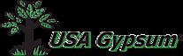 USA Gypsum's Company logo