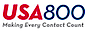 Around Campus's Competitor - USA800 logo