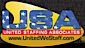 United Staffing Associates Logo