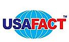 USAFact's Company logo