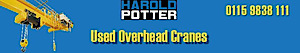 Used Overhead Cranes's Company logo