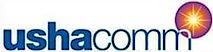 Ushacomm's Company logo