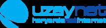Uzaynet's Company logo