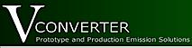 V Converter's Company logo
