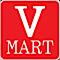 Reliance Retail's Competitor - V-Mart logo
