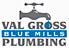 Val Gross Plumbing Logo
