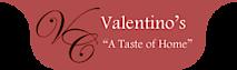 Valentino's Deli's Company logo