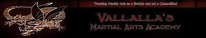 Vallalla's Martial Arts Academy's Company logo