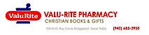 Valu-rite Pharmacy's Company logo