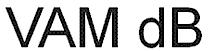 VAM dB's Company logo