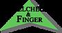 Velcheck & Finger Logo