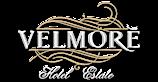 Velmore Hotel's Company logo