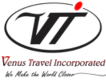 Venus Travel's Company logo