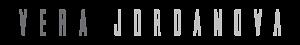 Vera Jordanova's Company logo