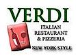 Verdi Italian Restaurant's Company logo