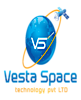 Vestaspace's Company logo