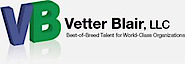 Vetter Blair's Company logo