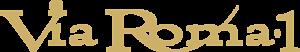 Via Roma 1's Company logo