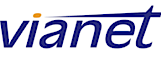 Vianet's Company logo