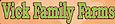Mrs. Hanes''s Competitor - Vick Family Farms logo