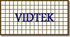 Vidtek's Company logo
