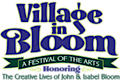 Village In Bloom's Company logo