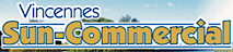 Vincennes Sun Commercial's Company logo