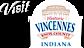 Relivethestory's Competitor - Vincinnes Knox County Convention & Visitors Bureau logo